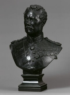 Charles George Gordon, by Sir Joseph Edgar Boehm, 1st Bt - NPG 864