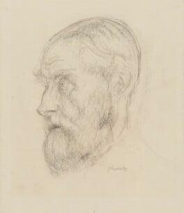 Charles Gore, by John Mansbridge - NPG 2611