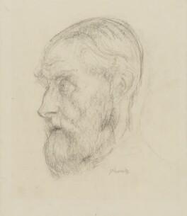 Charles Gore, by John Mansbridge,  - NPG 2611 - © National Portrait Gallery, London