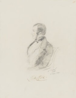 Robert Gore, by Alfred, Count D'Orsay - NPG 4026(30)