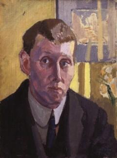 Spencer Frederick Gore, by Spencer Frederick Gore, 1914 - NPG 4981 - © National Portrait Gallery, London