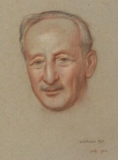 Sir Hubert Gough, by William Rothenstein - NPG 4776