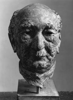Sir Hubert Gough, by Patricia Kahn - NPG 4477