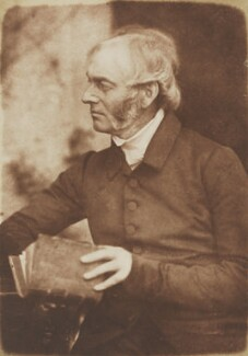 William Govan, by David Octavius Hill, and  Robert Adamson - NPG P6(62)