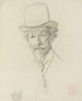 Robert Bontine Cunninghame Graham, by George Washington Lambert - NPG 4846