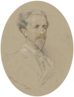 Robert Bontine Cunninghame Graham, by Theodore Blake Wirgman - NPG 2212