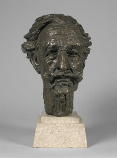Robert Bontine Cunninghame Graham, by Jacob Epstein - NPG 4220