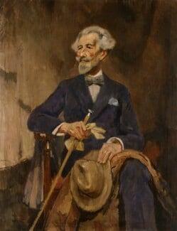 Robert Bontine Cunninghame Graham, by James McBey - NPG 4626