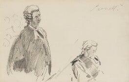 William Graham, by Sydney Prior Hall - NPG 2294