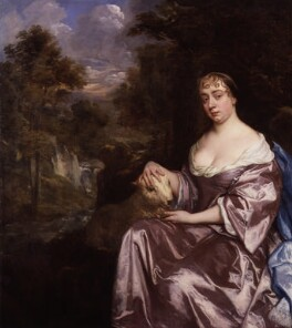 Unknown woman, formerly known as Elizabeth Hamilton, Countess de Gramont, by Sir Peter Lely - NPG 509