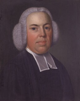 James Granger, by John Cornish - NPG 2961