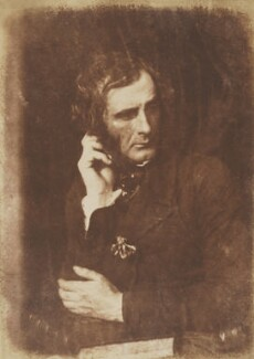 Sir Francis Grant, by David Octavius Hill, and  Robert Adamson - NPG P6(25)
