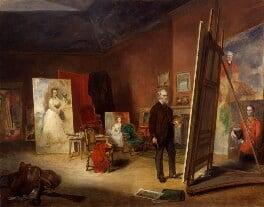 Sir Francis Grant, by John Ballantyne, 1866 - NPG 5239 - © National Portrait Gallery, London