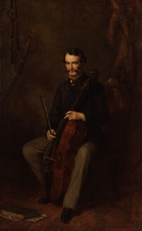 Sir James Hope Grant, by Sir Francis Grant, circa 1861 - NPG 783 - © National Portrait Gallery, London