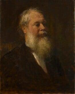 Sir John Peter Grant, by George Frederic Watts - NPG 1127