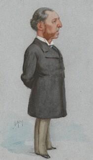 Frederick Greenwood, by Carlo Pellegrini - NPG 2714
