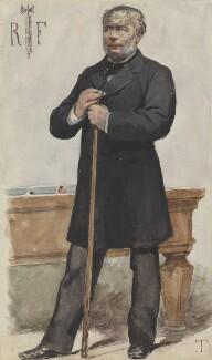 (François Paul) Jules Grévy, by Théobald Chartran ('T') - NPG 4707(11)