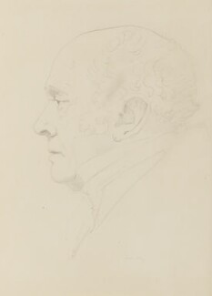 Charles Grey, 2nd Earl Grey, by Sir Francis Leggatt Chantrey, after 1830 - NPG 316a(59) - © National Portrait Gallery, London