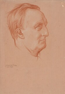 Edward Grey, 1st Viscount Grey of Fallodon, by Sir William Rothenstein, 1920 - NPG 3869 - © National Portrait Gallery, London