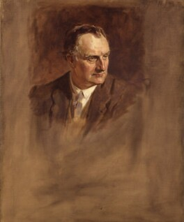 Edward Grey, 1st Viscount Grey of Fallodon, by Sir James Guthrie, circa 1924-1930 - NPG 3545 - © National Portrait Gallery, London