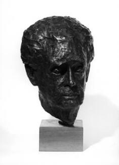 Hugh MacDiarmid, by Alan Thornhill - NPG 5230