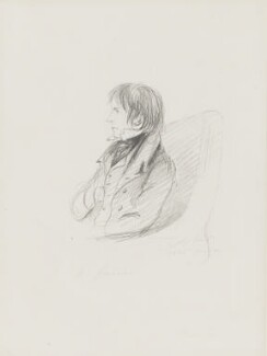 Thomas Grieve, by Alfred, Count D'Orsay - NPG 4026(32)