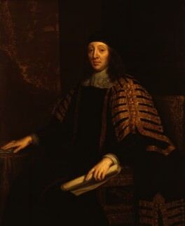 Sir Harbottle Grimston, 2nd Bt, by Unknown artist - NPG 381