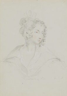 Countess Teresa Guiccioli, by William Brockedon - NPG 2515(61)