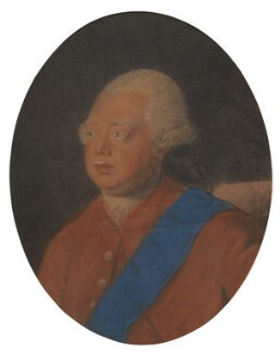 Frederick North, 2nd Earl of Guilford, after Nathaniel Dance (later Sir Nathaniel Holland, Bt), based on a work of 1775 - NPG 276 - © National Portrait Gallery, London