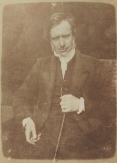 Thomas Guthrie, by David Octavius Hill, and  Robert Adamson - NPG P6(29)