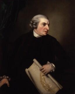 John Gwynn, by Unknown artist, circa 1770 - NPG 4680 - © National Portrait Gallery, London