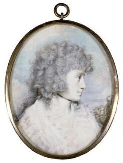 Mary Gwyn (née Horneck), attributed to Henry Edridge - NPG 3152