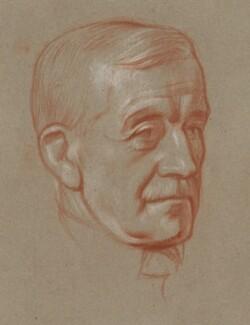 Sir William Hale-White, by William Rothenstein - NPG 6692
