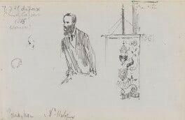 Charles Lindley Wood, 2nd Viscount Halifax, by Sydney Prior Hall - NPG 2376