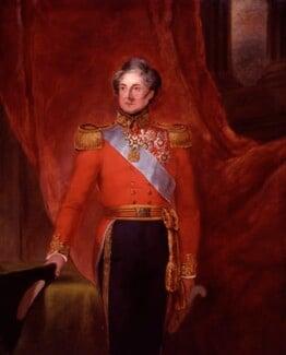 Sir Colin Halkett, by William Salter - NPG 3720