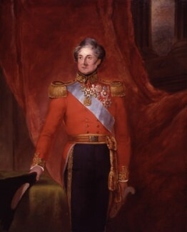 Sir Colin Halkett, by William Salter, circa 1838 - NPG 3720 - © National Portrait Gallery, London
