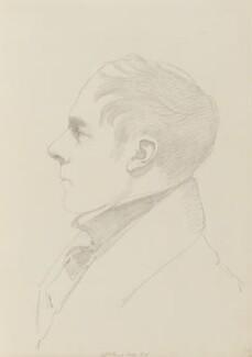 Basil Hall, by Sir Francis Leggatt Chantrey - NPG 316a(62)