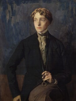 Radclyffe Hall, by Charles Buchel (Karl August Büchel), 1918 - NPG  - © Estate of Charles Buchel