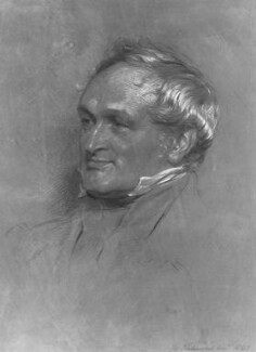 Henry Hallam, by George Richmond - NPG 5139