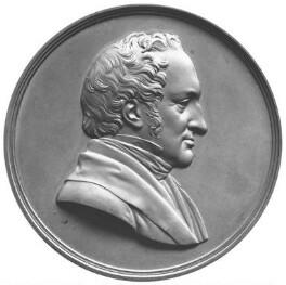 Henry Hallam, by Leonard Charles Wyon - NPG 1608