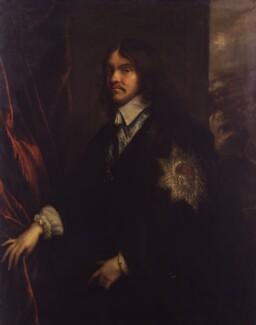 William Hamilton, 2nd Duke of Hamilton, after Adriaen Hanneman - NPG 2120