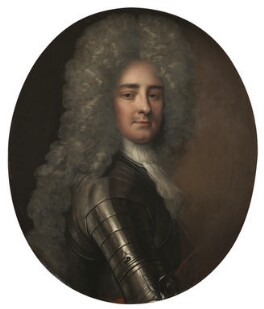 Anthony Hamilton, after Unknown artist, based on a work of circa 1700 - NPG 1467 - © National Portrait Gallery, London