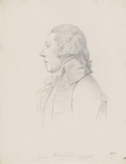William Hamilton, by William Daniell, after  George Dance - NPG 3089(7)