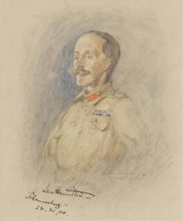 Sir Ian (Standish Monteith) Hamilton, by Inglis Sheldon-Williams - NPG 4039(3)