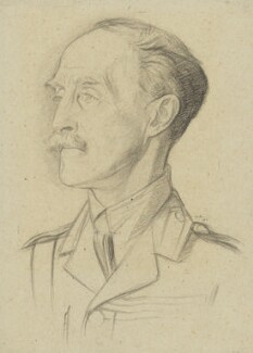 Sir Ian (Standish Monteith) Hamilton, by William Rothenstein - NPG 3871