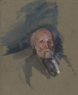 Keir Hardie, by Sylvia Pankhurst, before 1910 - NPG 3979 - © National Portrait Gallery, London