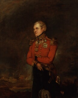 Henry Hardinge, 1st Viscount Hardinge of Lahore, by William Salter - NPG 3721