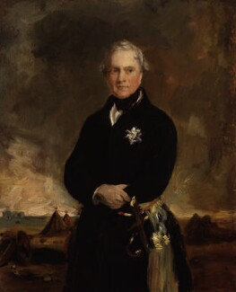 Henry Hardinge, 1st Viscount Hardinge of Lahore, by Sir Francis Grant - NPG 508