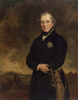 Henry Hardinge, 1st Viscount Hardinge of Lahore, replica by Sir Francis Grant - NPG 437
