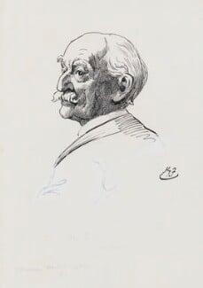 Thomas Hardy, by Harry Furniss - NPG 3582
